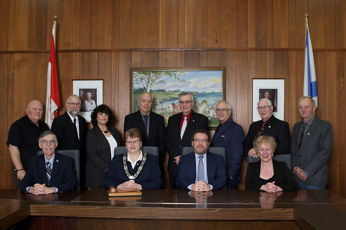 all councillors in 2019 Council shown, and are noted below in text