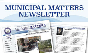 Municipal Matters Newsletter