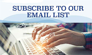 Subscribe to our Email List